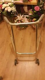 Walking frame. Plus Kommode. And Shopping aid/Walker.New. Never used. Great condition