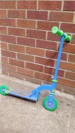 ozbozz my 1st scooter