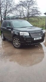 2008 Landrover Freelander 4x4 HST TD4 Automatic