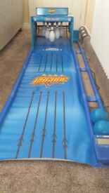 Childrens Bowling Alley Game