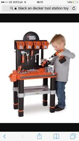 Boys tool station