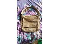Levis canvas satchel - As new