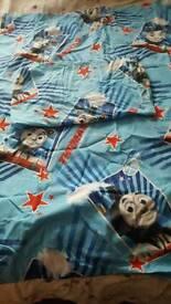 Various boys and girls toddler duvet bedding sets