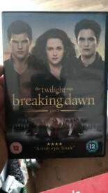 Breaking dawn part 2. Twilight