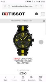 Tissot watch brand new unwanted gift
