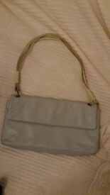 Leather Hand Bag from TULA