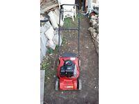 Lawnpro 35 Classic Petrol Lawnmower Works Every Time £70 ono