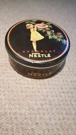 Nestle Biscuit Tin