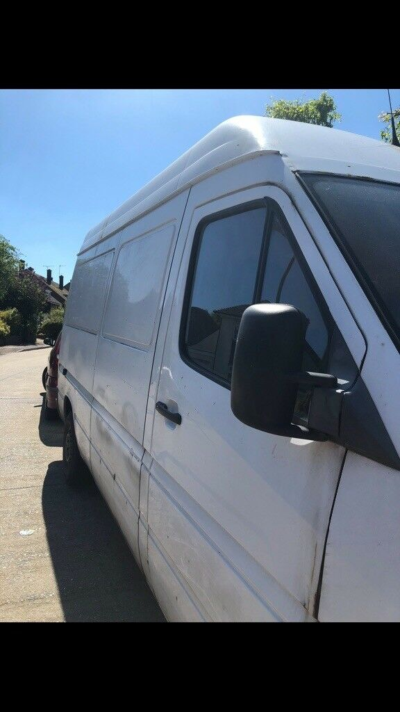 Mercedes sprinter van non runner 2005 mot till October | in Gravesend, Kent  | Gumtree