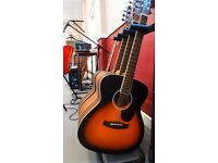 3 Brand new Tanglewood acoustic Guitars-School stock