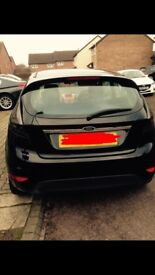 Ford Fiesta, 1.4 2009 on a 58 plate