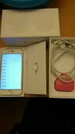 Iphone 6, 16GB, Gold colour. Immaculate condition.