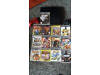 Ps3 500gb 2controllers 13games