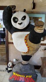 Kung Fu Panda, Life Size