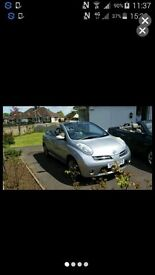 Nissan micra convertable for sale