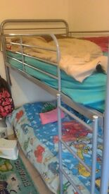 Single Metal Bunk bed for sale