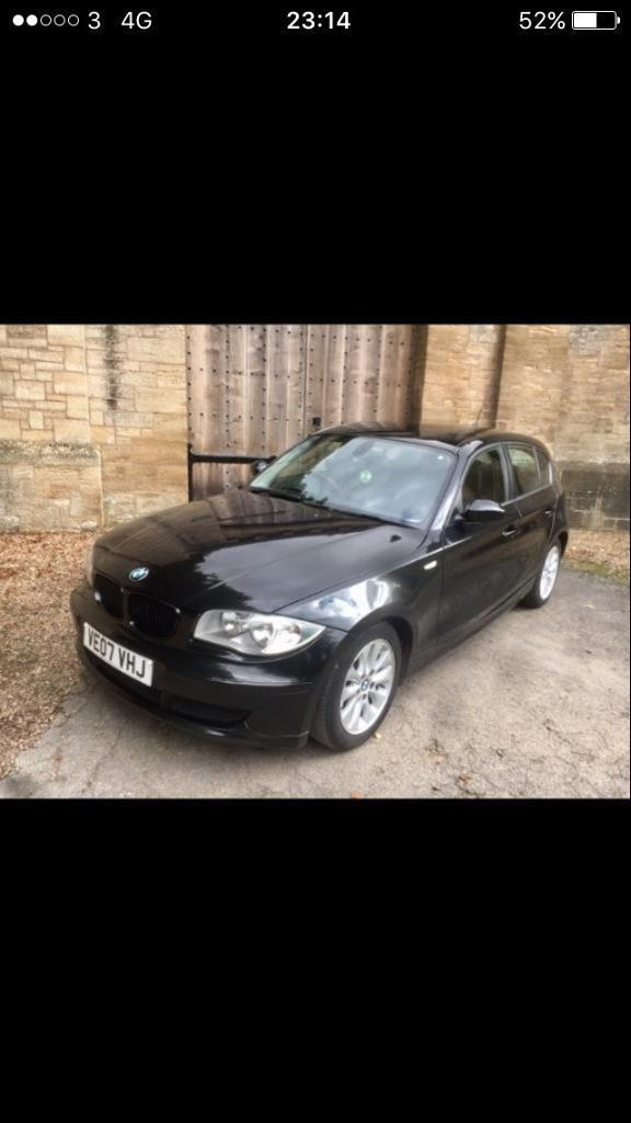 Bmw 1 Series E87 116i Breaking complete car all parts available
