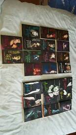 Vampire books for sale. 2 differnt authors