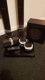 Panasonic 5.1 surround sound