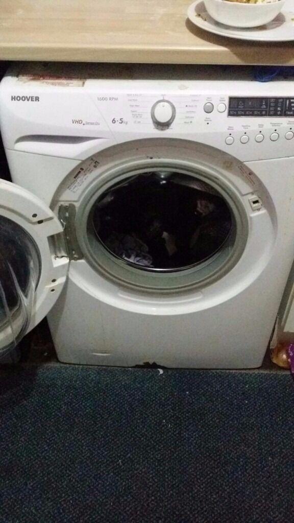 hoover washer dryer 6kg