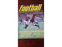 Wanted Football Programmes / Memorabilia - Press Photos - Stubs - Magazines