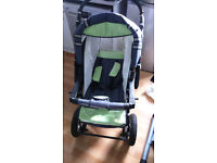 Junior pram pushchair stroller buggy 2 in1 RRP 149£