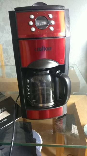 Crofton Professional Coffee Maker And Coffee Grinder In East End Glasgow Gumtree