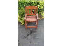 Large Garden chair