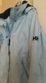 Girls age 9-10 helly Hanson coat
