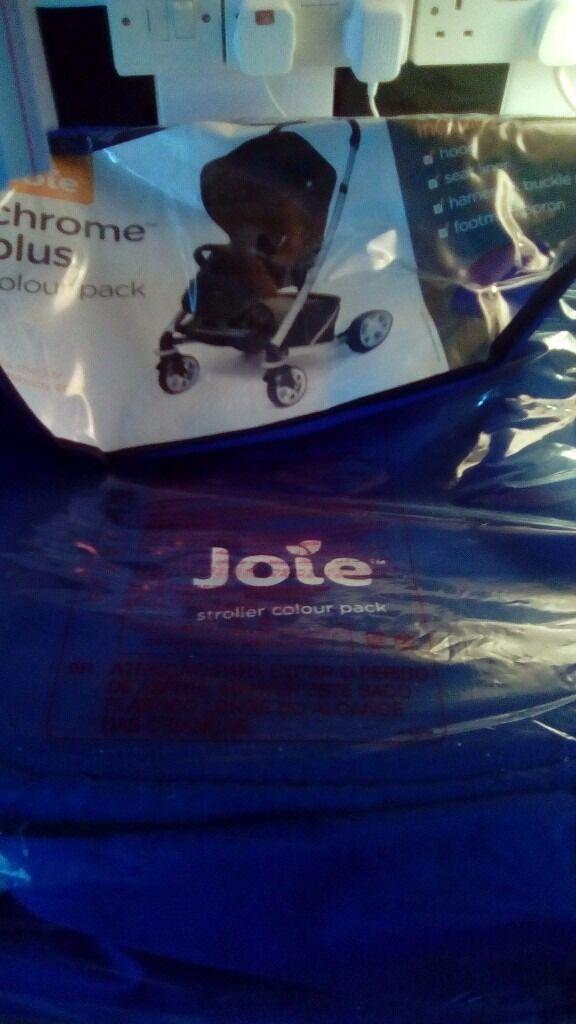 Joie chrome colour pack