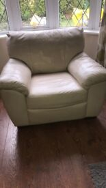 Sofa and 2 arm chairs for free - collection only