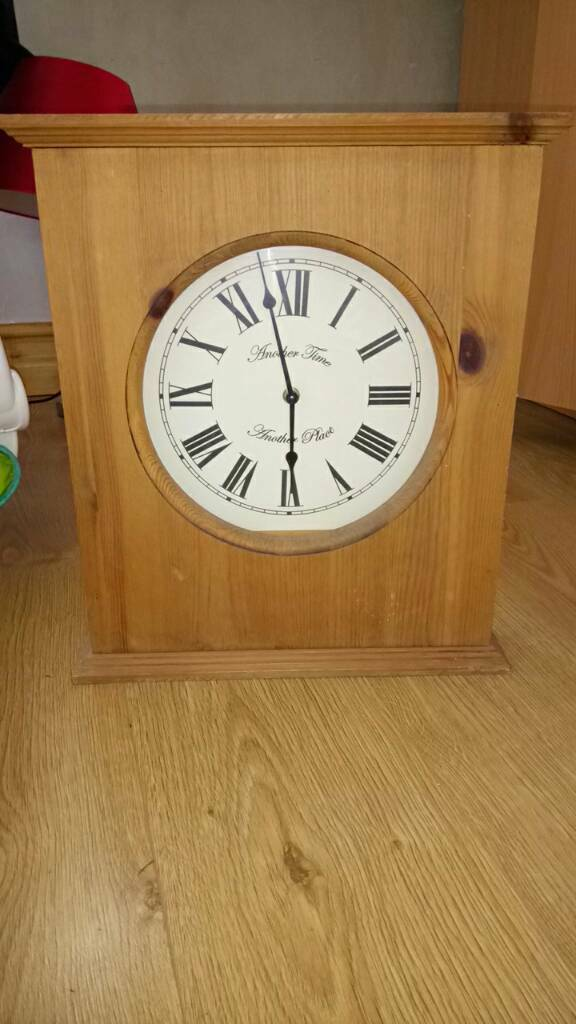 large mexican pine clock in ballymena county antrim gumtree