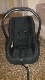 baby car seat from birth