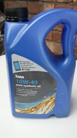 ENGINE OIL NEW 10X40 FREE TO COLLECT URMSTO
