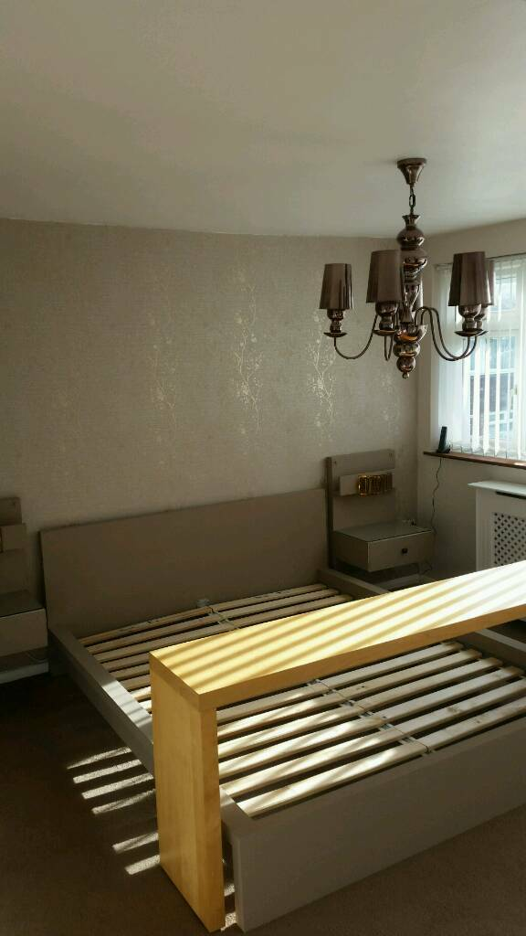 Excellent Ikea Malm King Size Over Bed Table In Bristol Gumtree Download Free Architecture Designs Remcamadebymaigaardcom