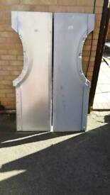 Vauxhall movano side panels