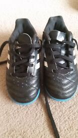 Childs adidas astro football boots ,