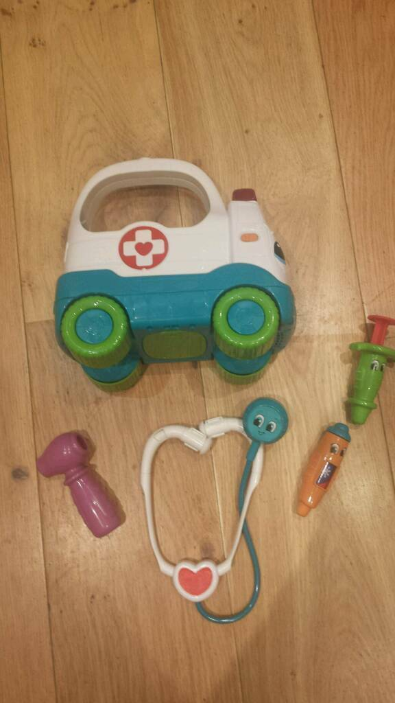 Leapfrog mobile med kit