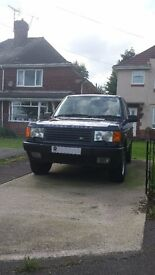 Range Rover 2500 DSE. Good Condition. MOT. 110,000 miles.For Sale for repair.
