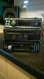 Car stereos 15 pound each