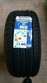 New Runway Performance Tyre 225/50/16 X2