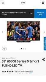 Samsung hd smart tv