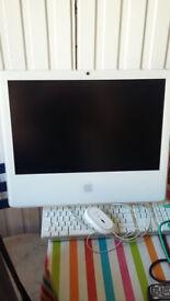 Ancient iMac running ubuntu