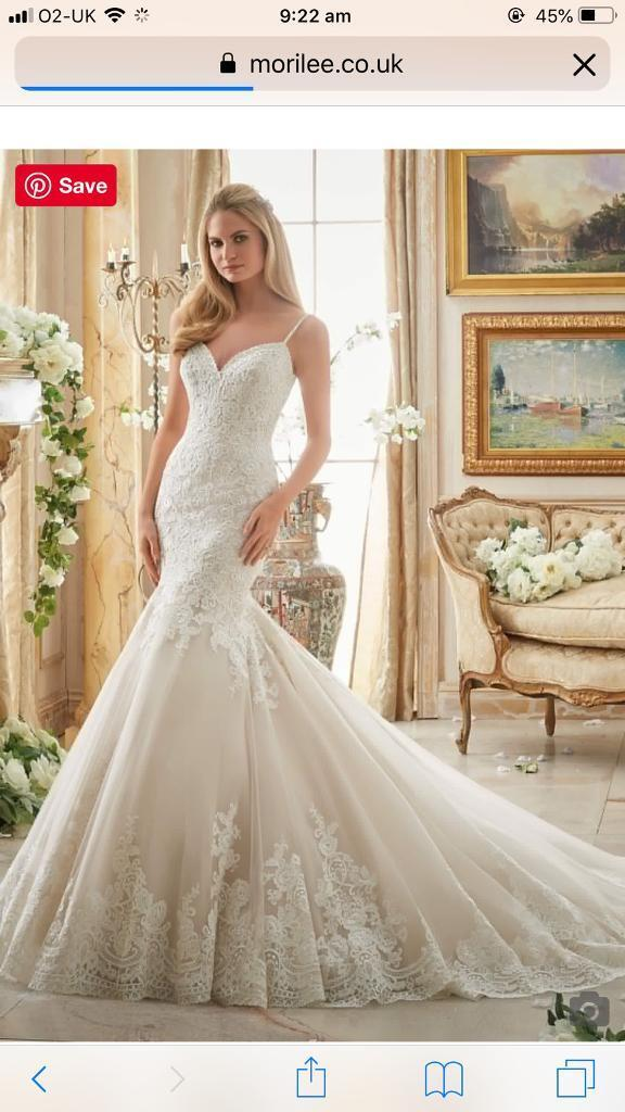 42d5faca5ba Mori Lee Wedding dress