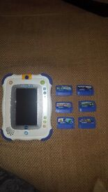 Innotab 2 with 6 games