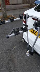 Thule 3 x Bike carrier (Tow bar lock)