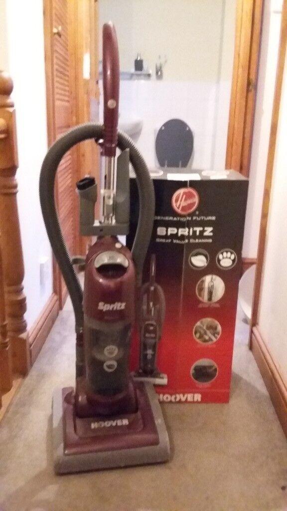 Hoover Spritz vacuum
