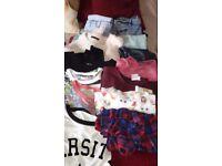 Clothing bundle size 12 to 16