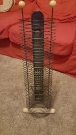 Freestanding CD Rack
