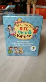Kids books set - Biff, Chip and Kipper